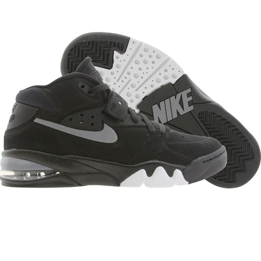 6a3d8931428c9 Nike Air Force Max 2013 (black / cool grey / wolf grey / white) 555105-002  - $139.99