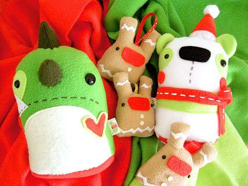 Christmas 2009 by casscc.deviantart.com on @deviantART
