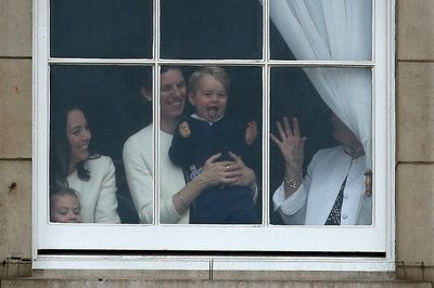 15 Photos Of Prince George That You Haven't Seen A Million Times