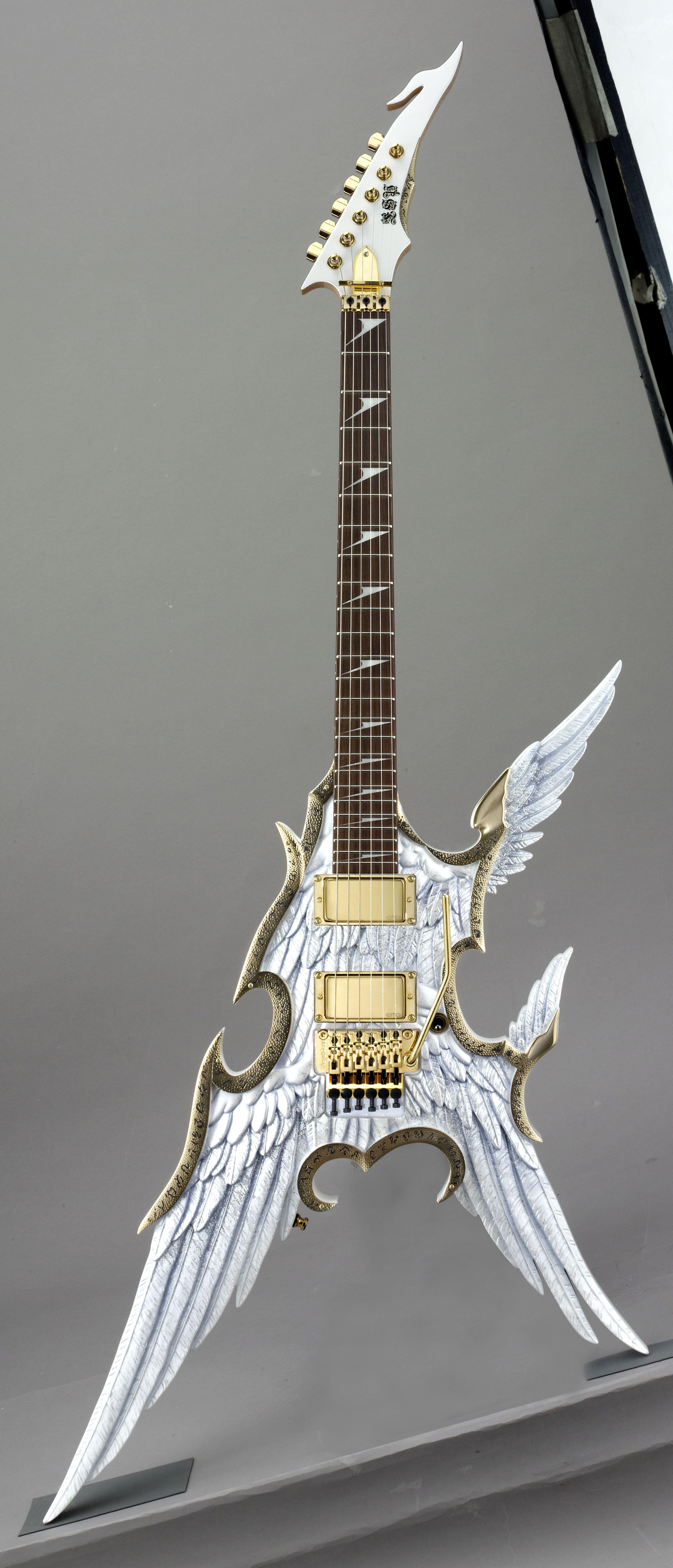 flying angel fantasia guitars esp guitarras musica instrumentos musica. Black Bedroom Furniture Sets. Home Design Ideas