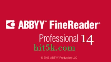 abbyy finereader 14 activation key free