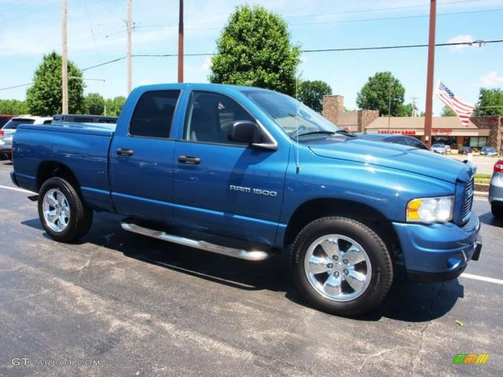 2003 Dodge Ram1500 Pickup 4 Doors 4 7l 8cyl Engine Automatic