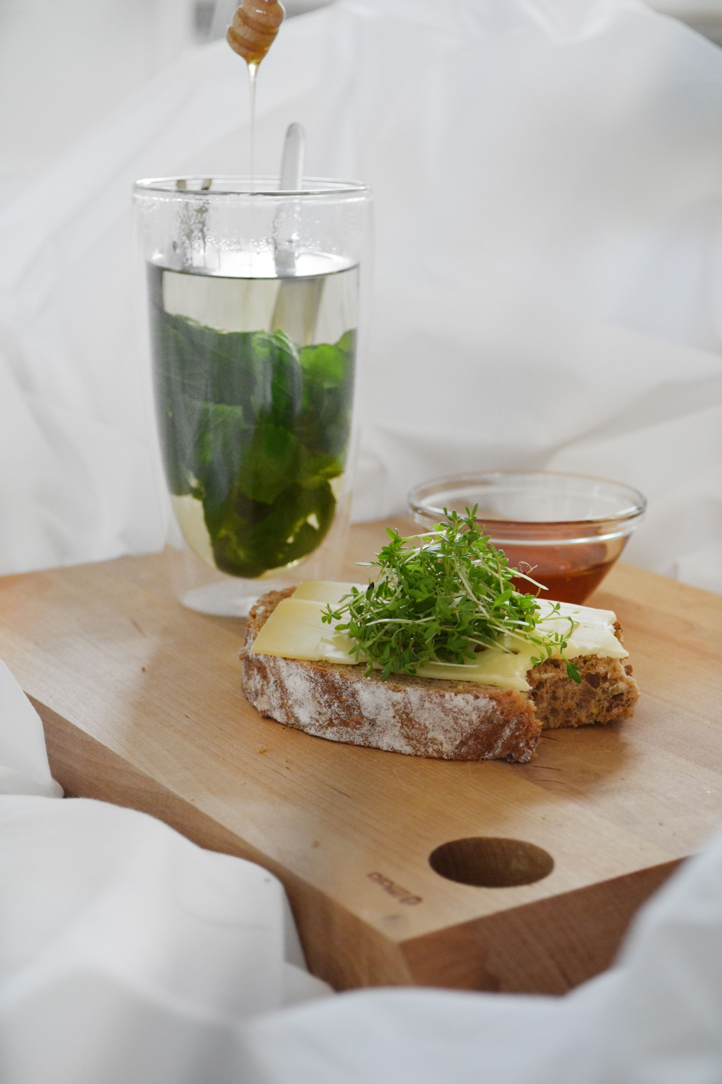 #food #tea #mint #loisdieleman