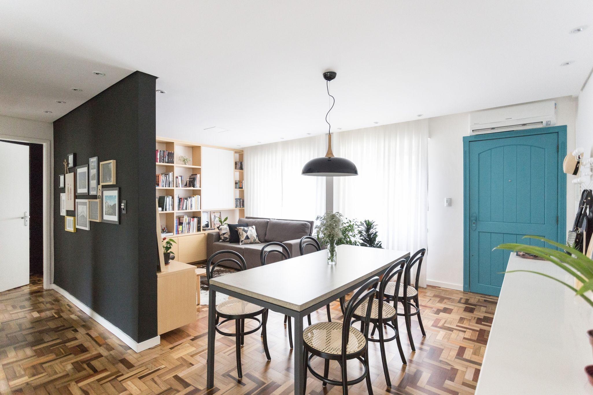 Ristrutturare 70 mq Living Corriere Design della sala