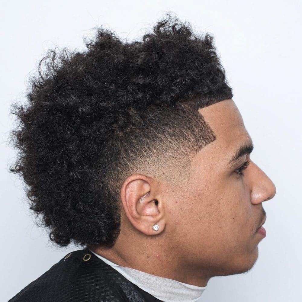 25 Best Curly Hairstyles Haircuts For Men Curly Hair Trends Curly Hair Styles Naturally Curly Hair Fade