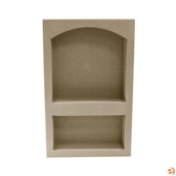 Arched Recessed Niche/shelf