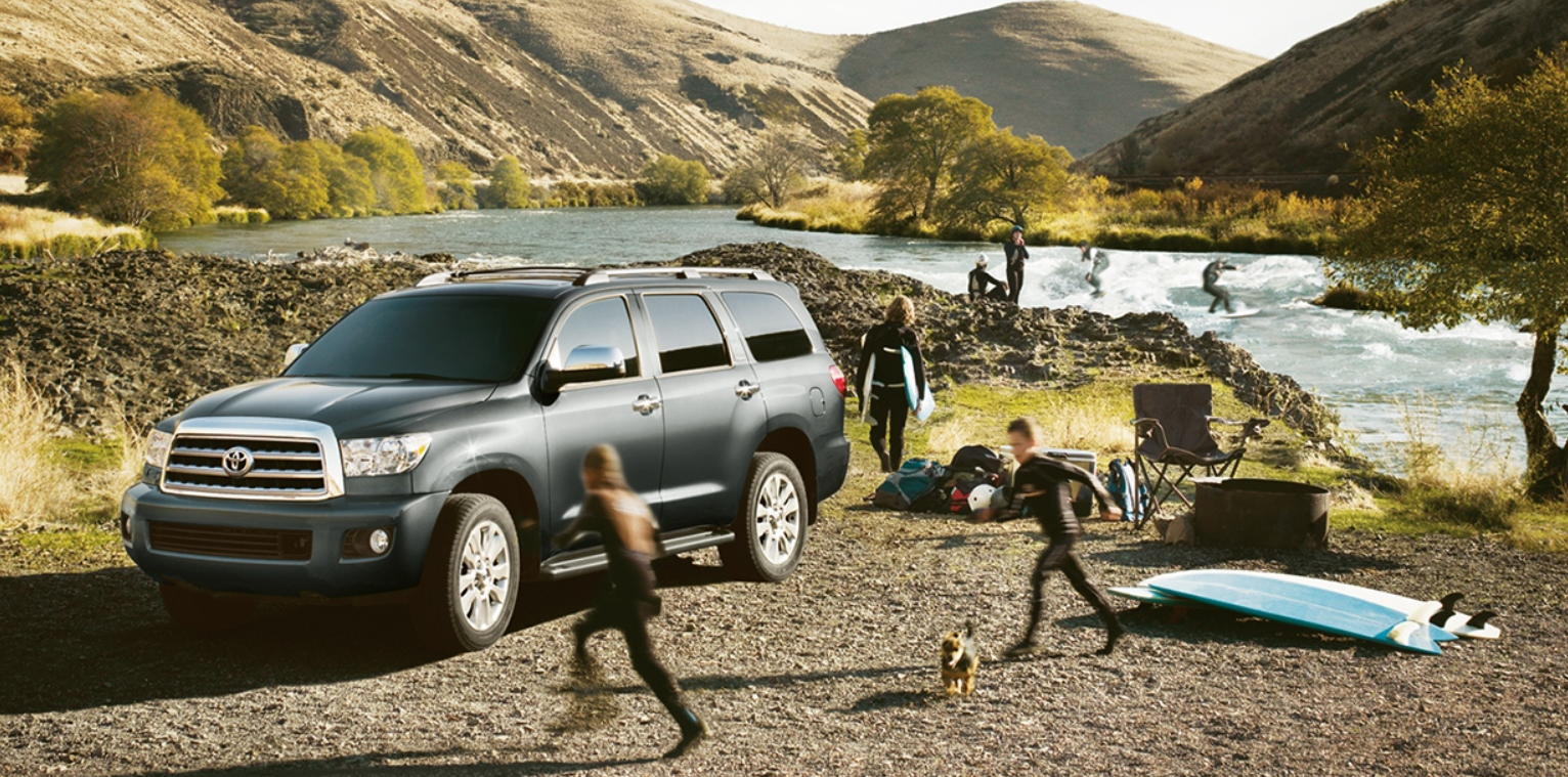 Browse Sequoia Photos And Get A Full 360 View Of The 2019 Toyota Sequoia.  View Sequoia Exterior Photos Plus Take A Look At Sequoia Interior Photos U0026  Videos