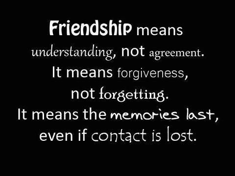 #relationship #quotes #friendship #memories