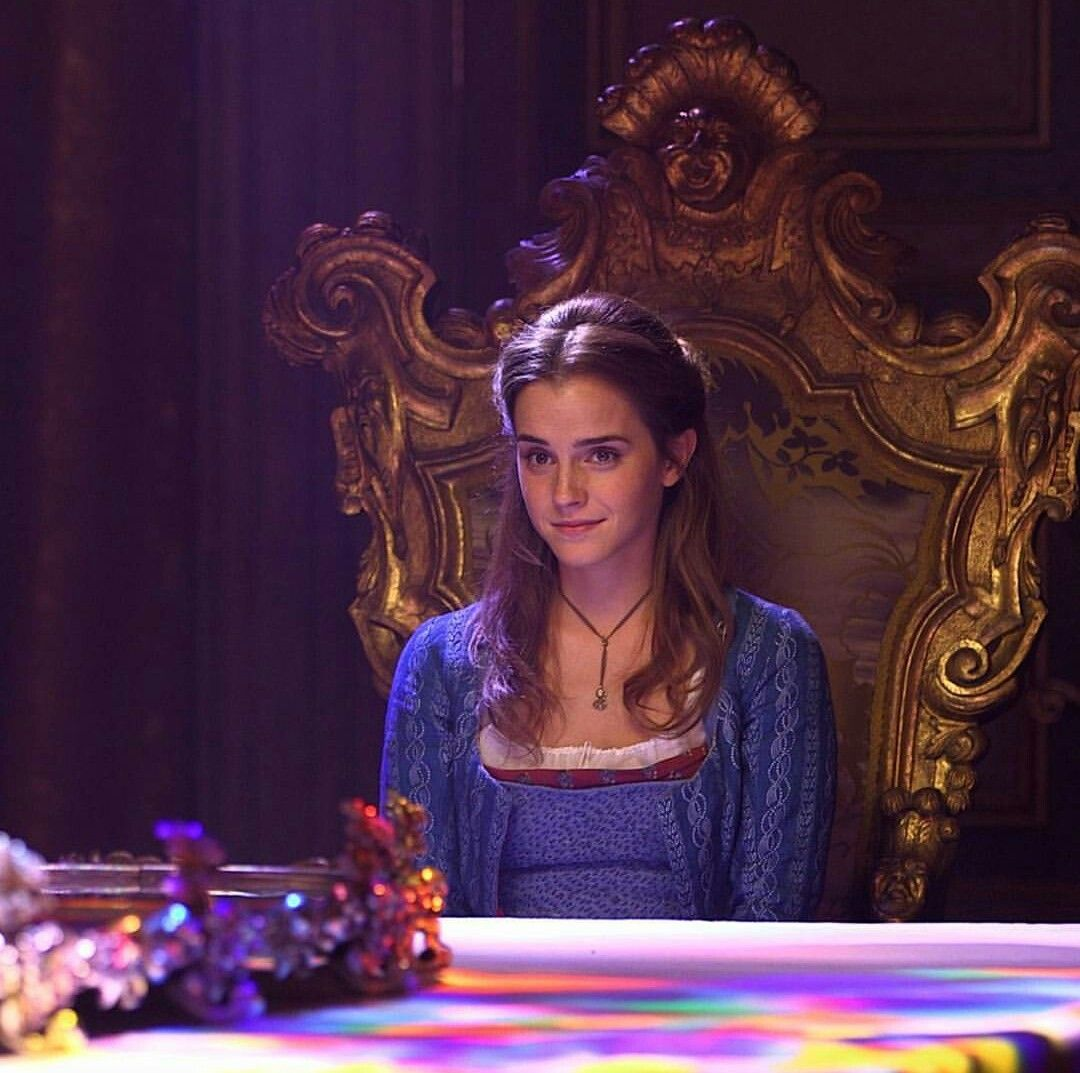 Emma Watson As Belle Beauty And The Beast 2017 Beauty The