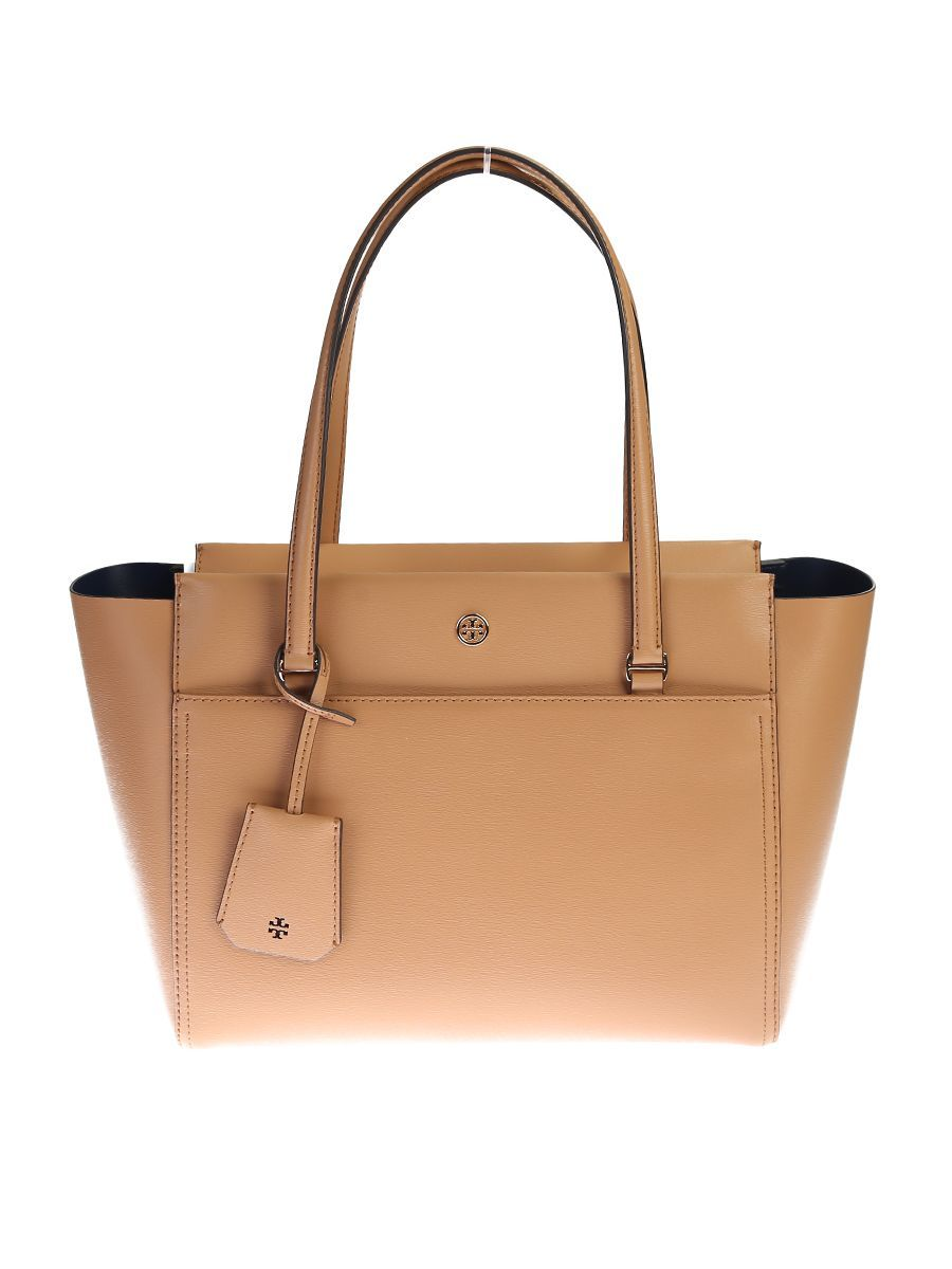 6b9e3576c639 TORY BURCH LEATHER PARKER SMALL TOTE.  toryburch  bags  shoulder bags  hand  bags  leather  tote
