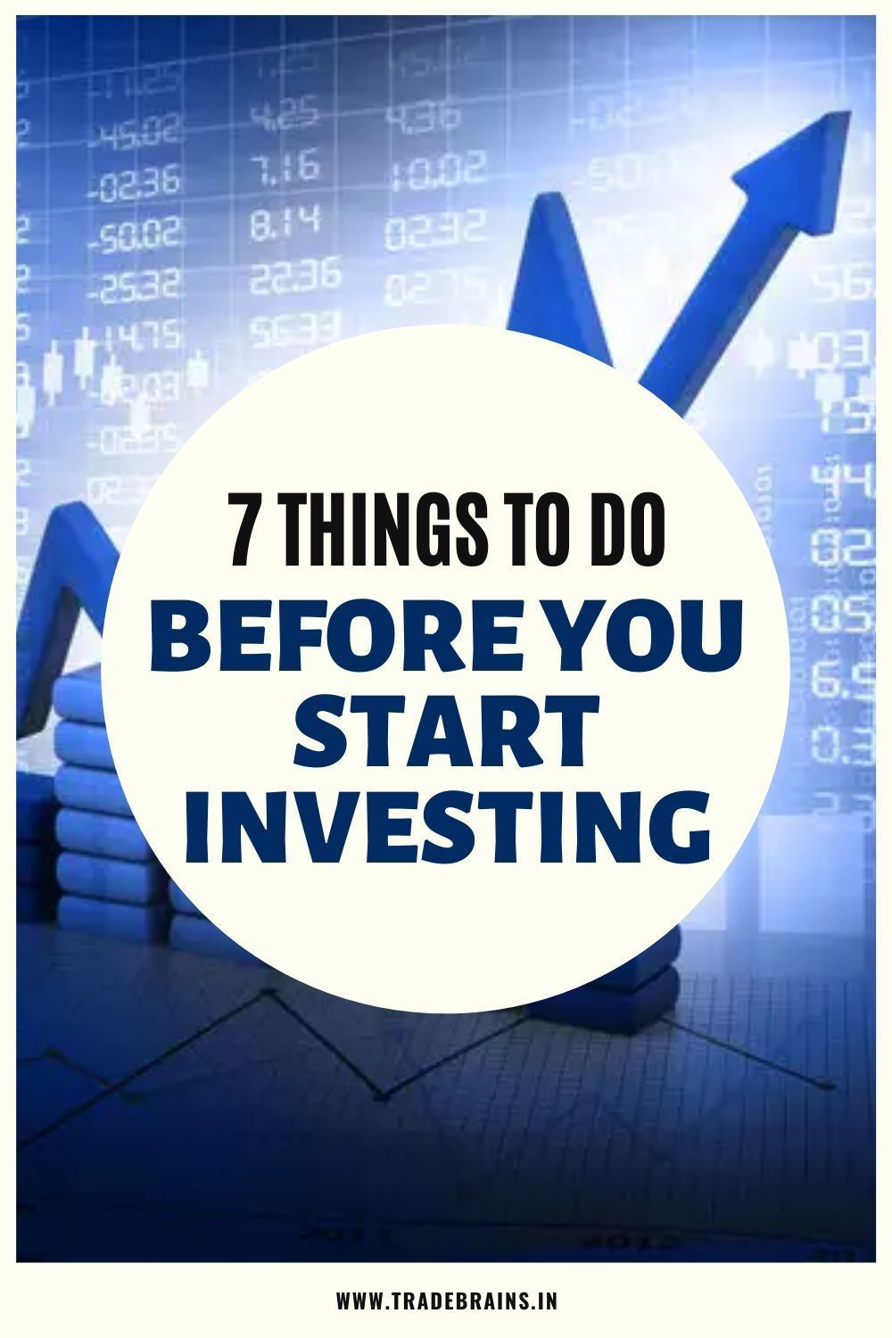 7 Things To Do Before You Start Investing In 2020 Investing Start Investing Stock Market