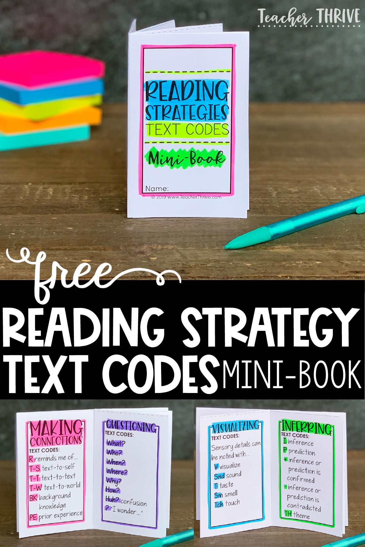 Reading Strategies That Work • Teacher Thrive | Reading