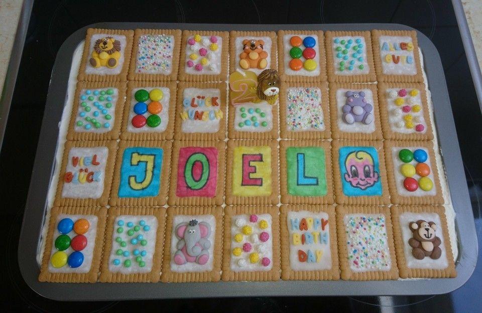 Butterkekskuchen Geburtstag Pinterest Kuchen Kuchen Rezepte