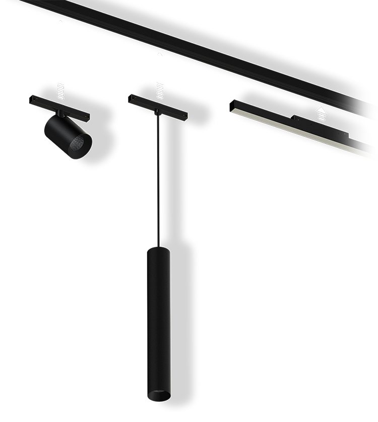 ORBIT® 48V Schienensystem