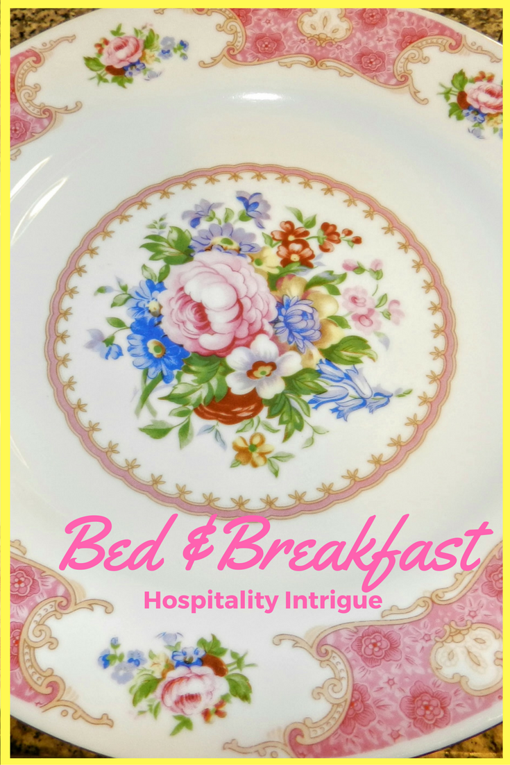 Do you dream of owning a Bed & Breakfast Inn?  Here's what's going on behind the kitchen door.
