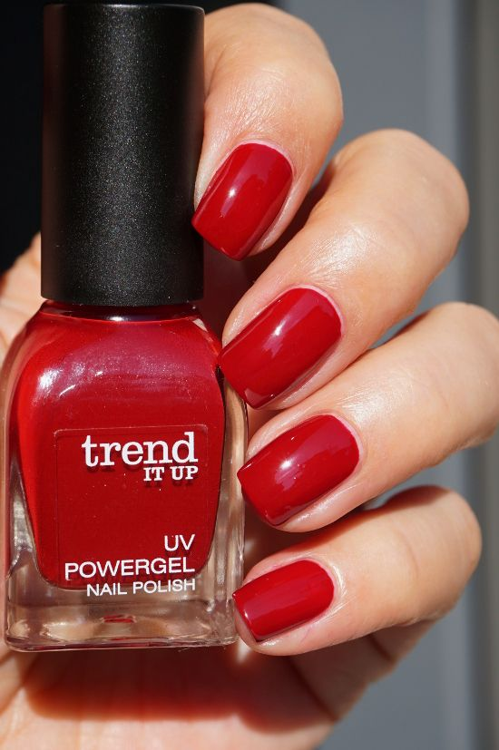 trend IT UP UV Powergel nail polish and top coat | Nails | Pinterest ...