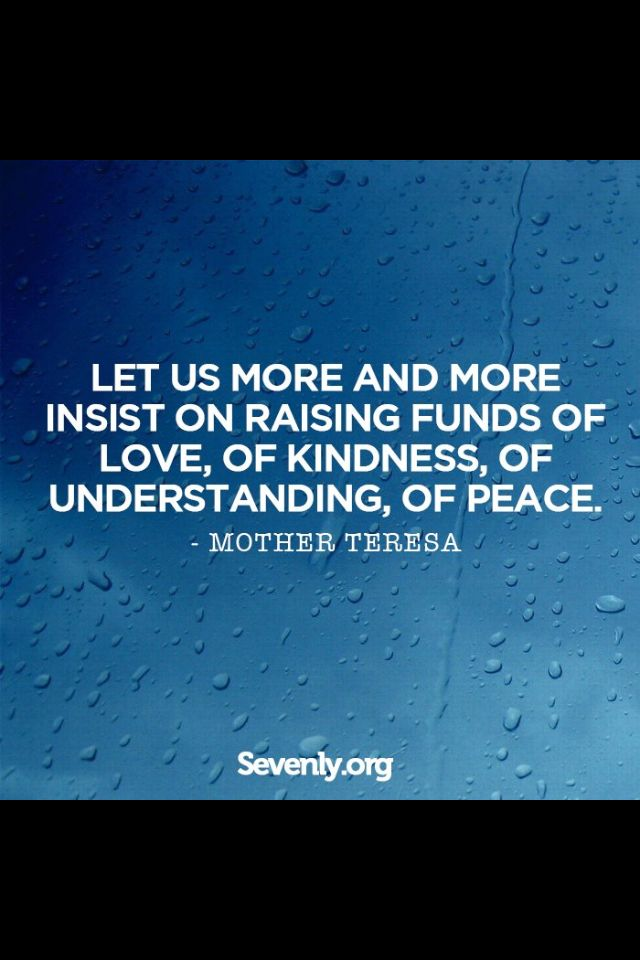 Love - kindness - Peace