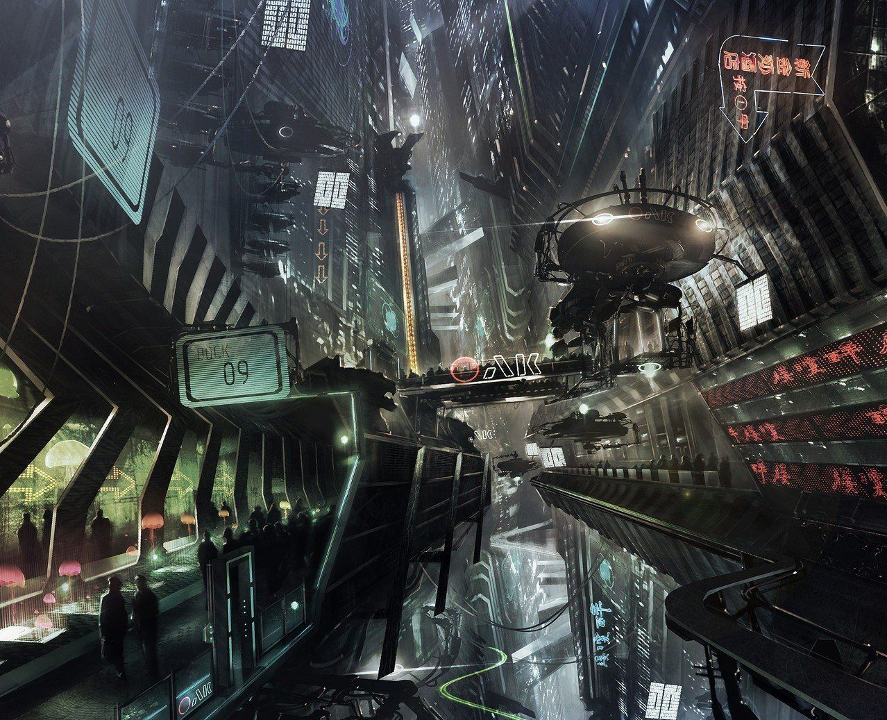 cyberpunk HD Wallpapers / Desktop and Mobile Images