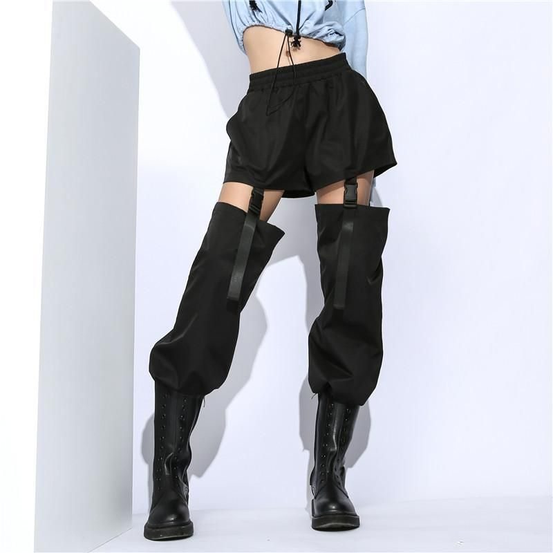 02e555611bed87 Detachable Buckle Fashion Pants – Cargo Chic