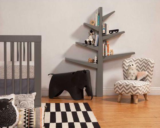 Mommo Design Reading Nooks Kinderbucherregal Baby Mobel Kinder Zimmer