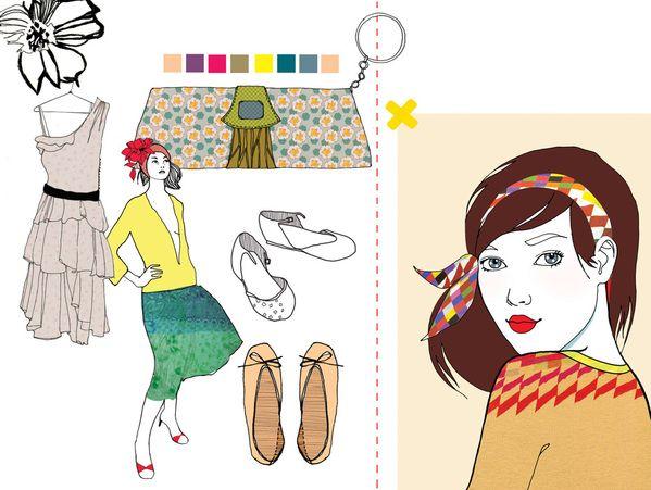 fashion book 2 on Behance