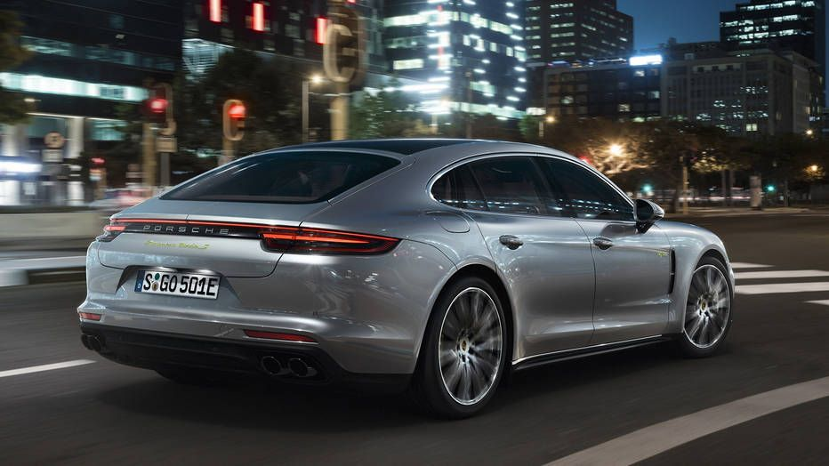 porsche macan restyling 2018. contemporary restyling the 2018 porsche panamera turbo s ehybrid cranks it up to 680 hp  inside porsche macan restyling