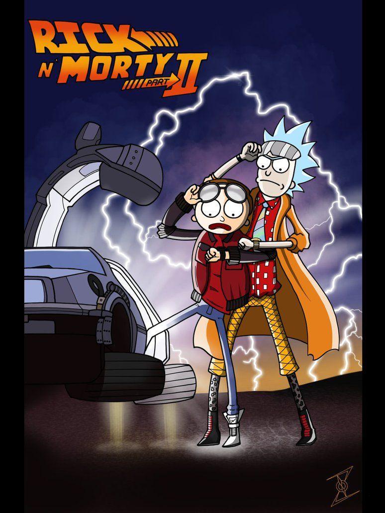Android Wallpaper Rick And Morty Fondo De Pantalla Para