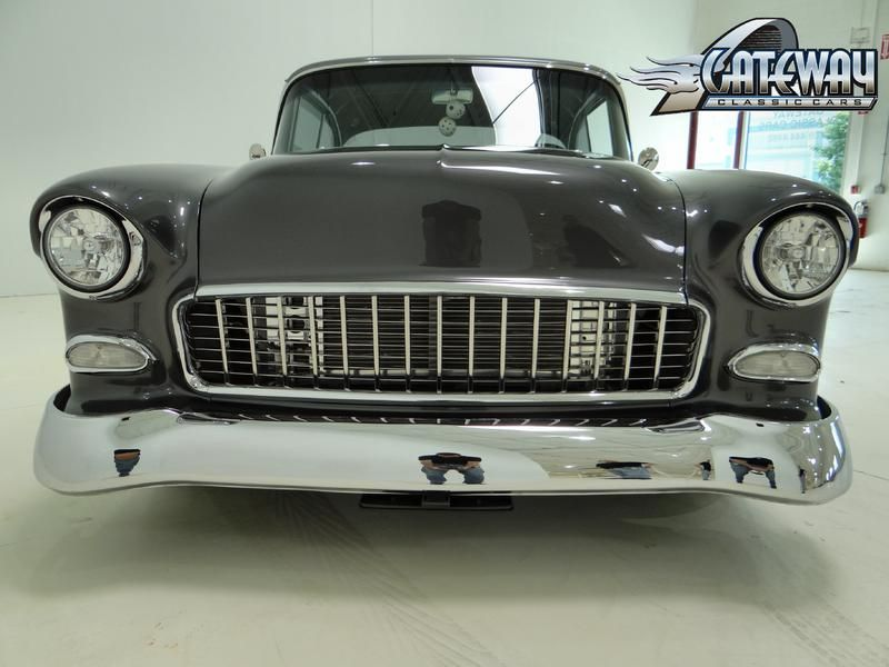 1955 Chevrolet Bel Air (Angle C) - Gateway Classic Cars | Cars ...