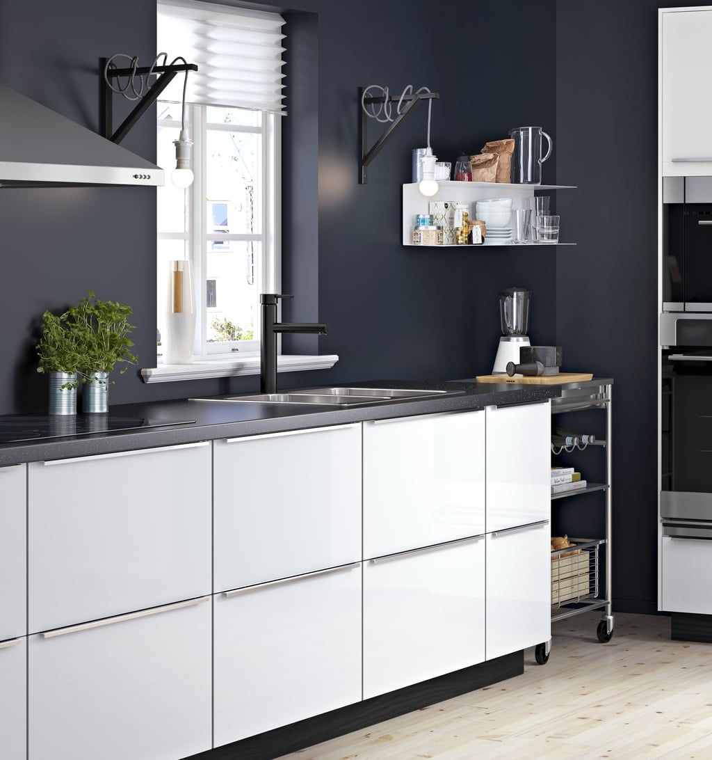 Ikea Kitchen Cabinets 2017: 2017 IKEA Catalog: Bedroom, Kitchen, Chairs, And Many More