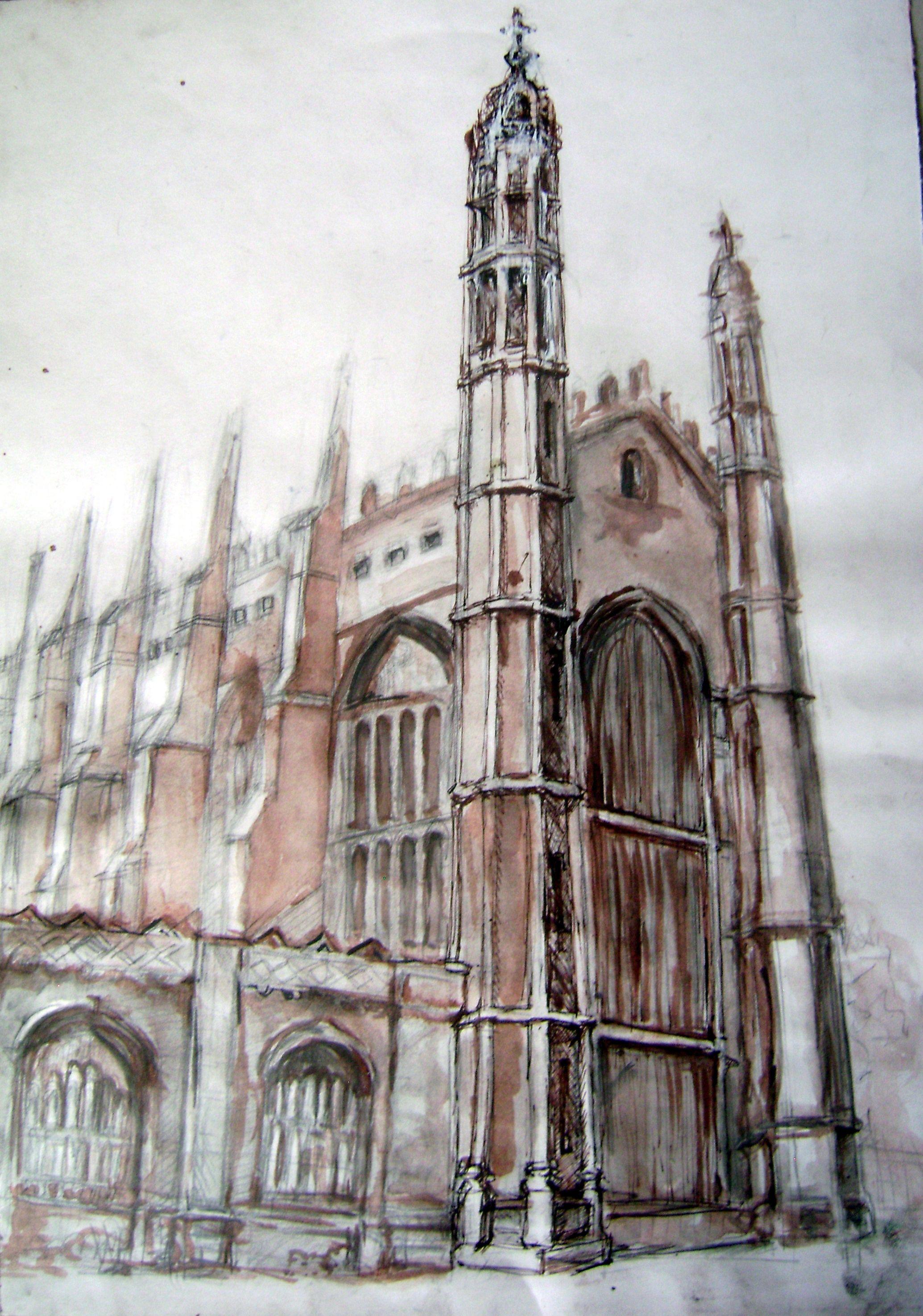 Izabela Ivanova C Fine Art University Application Portfolio