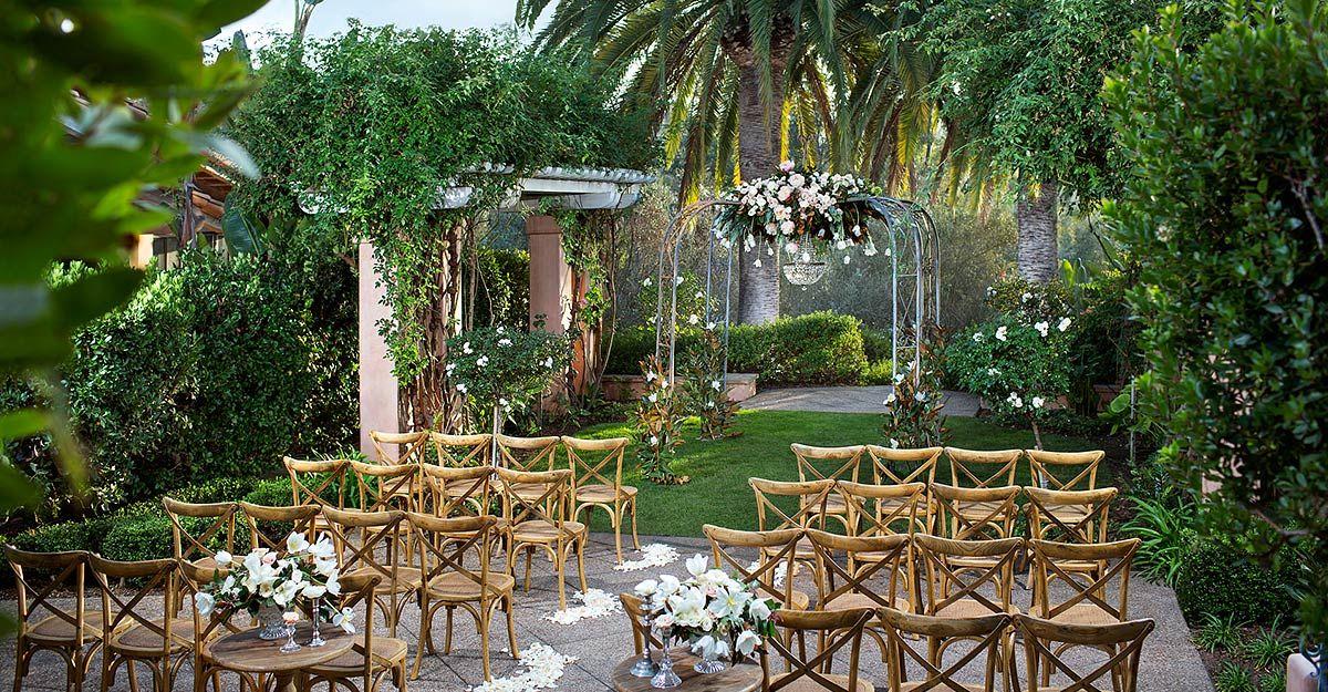 Rancho Santa Fe CA Wedding Venues | Rancho Valencia   Weddings | Del Mar  Wedding Venues