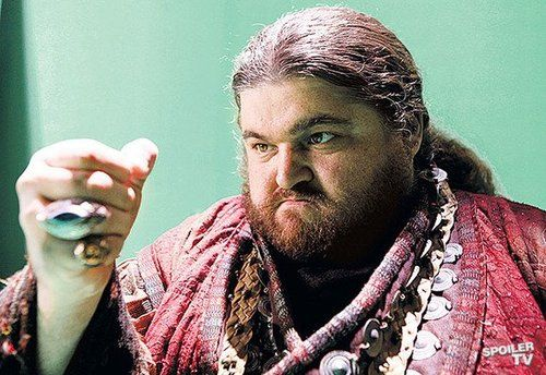 First Promotional Photo of @JorgeGarcia in #OnceUponaTime