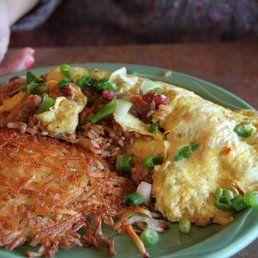 Kountry Kitchen Kapaa Hi United States Fried Rice Omelette Kauai Island