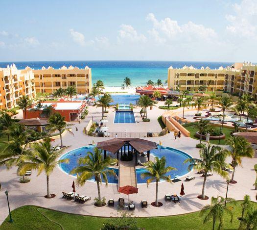 The Royal Haciendas In Playa Del Carmen, Mexico. I Want To