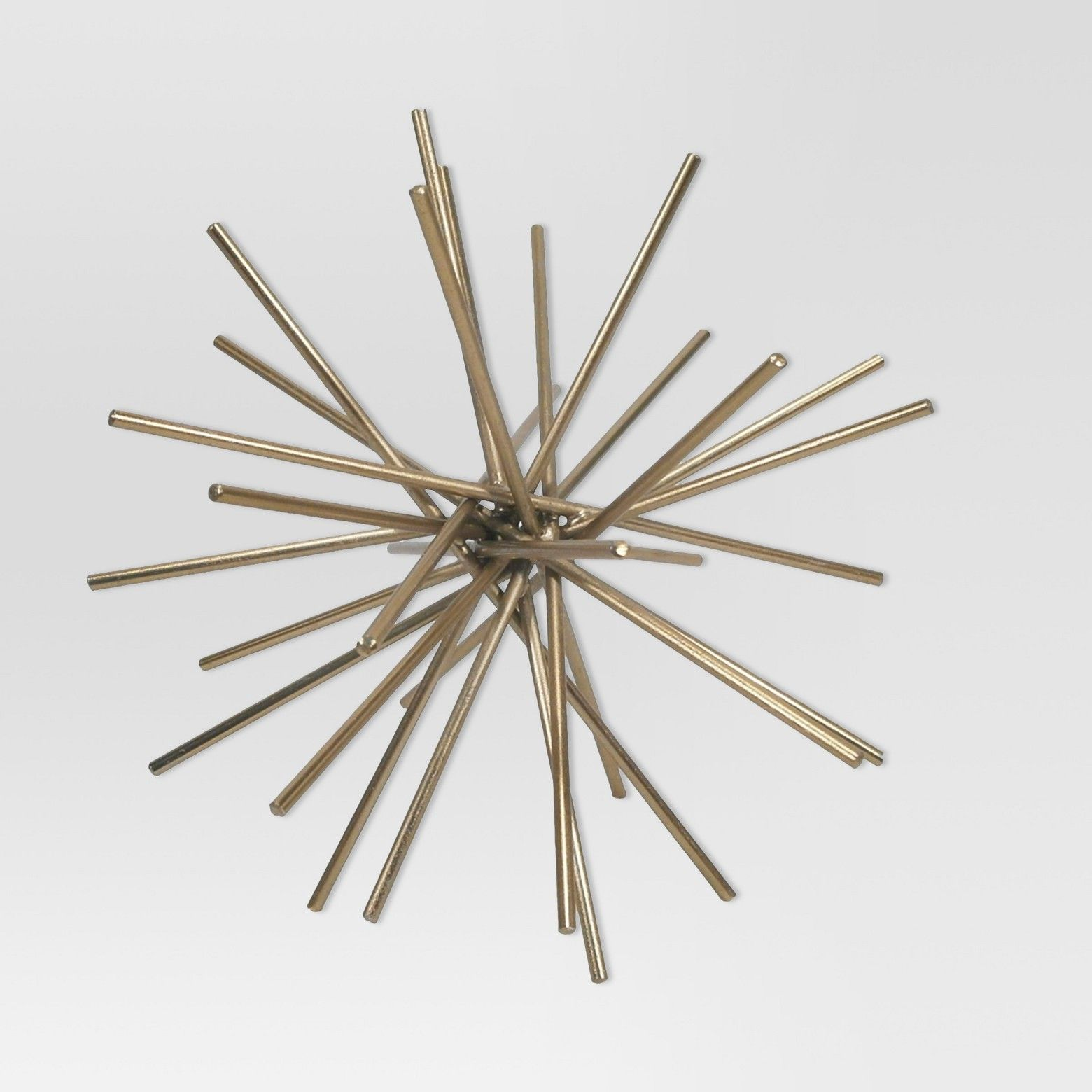 Geo burst wall décor gold large project 62 target