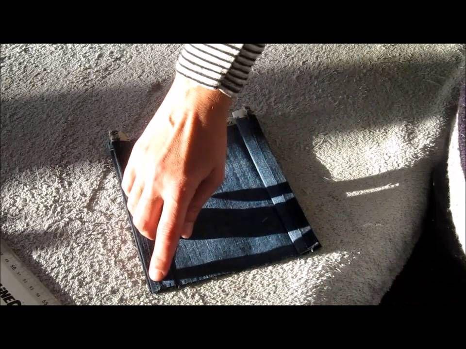 couture : coudre une poche à soufflet | couture | pinterest