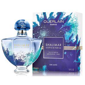 Shalimar Souffle De Parfum Guerlain Perfume A New Fragrance For