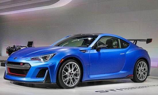 2017 Subaru BRZ Release Date  O