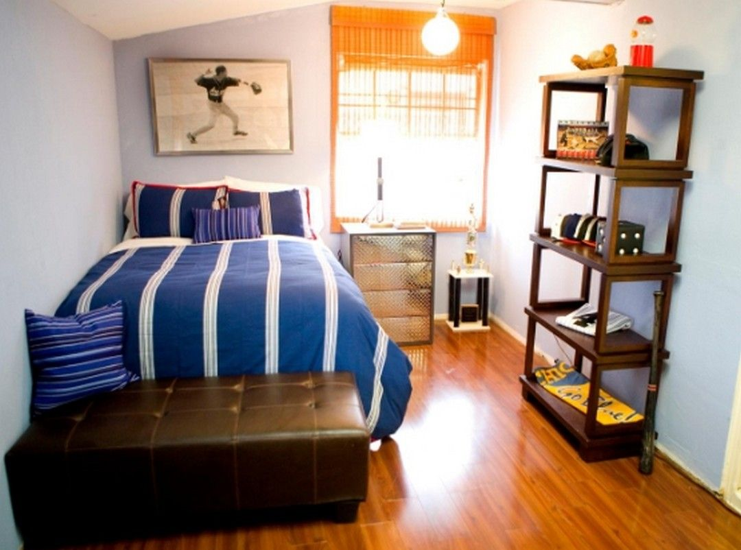 6 Decorating Ideas For Bedroom Makeovers With Awesome Storage In