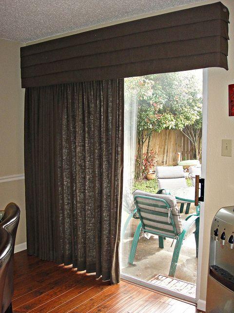 One Way Draw Curtain With Cornice Board In 2020 Window