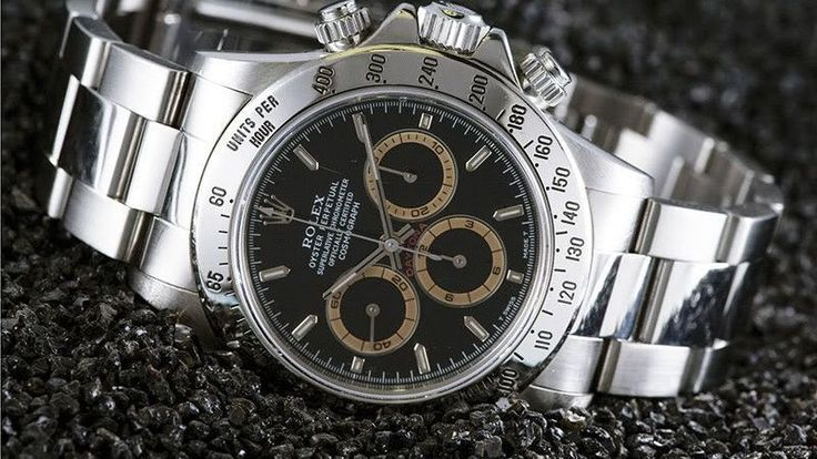 Rolex Daytona 16520 reaches