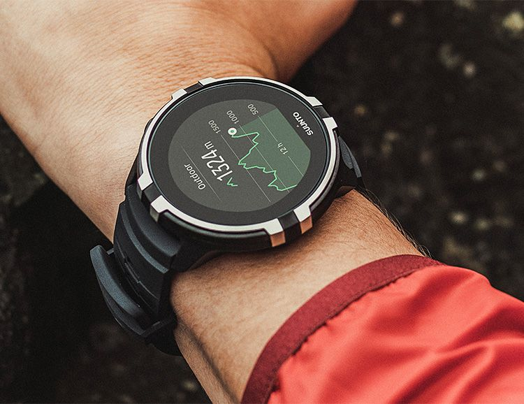 d7dbfeeae92 Suunto s Spartan Sport Wrist HR Baro is a Cool Winter Sports Watch — Suunto  is stepping up their Spartan range with the introduction of the premium  Spartan ...