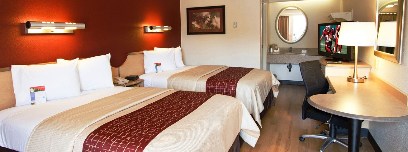 Stay Close to Local Attractions at Red Roof Inn Allentown