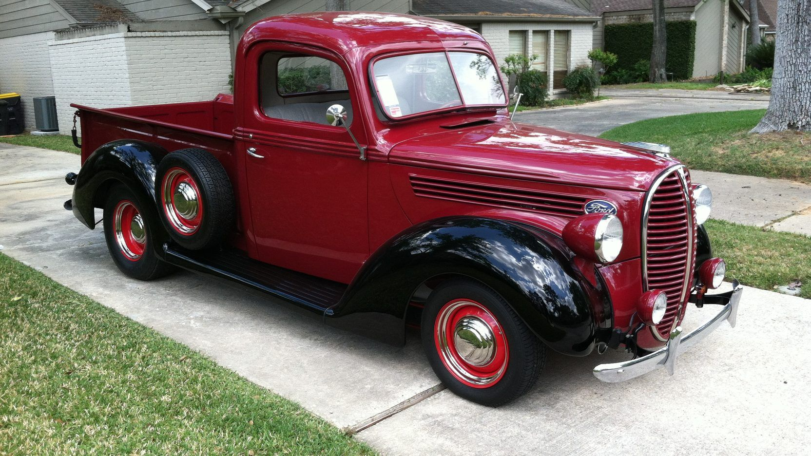 1938 Ford  Pickup | S286 | Houston 2013 | Mecum Auctions