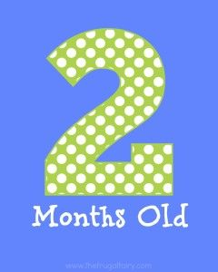 photograph regarding Printable Baby Month Signs identify Printable Regular monthly Signs and symptoms for Child Pics misc. Youngster