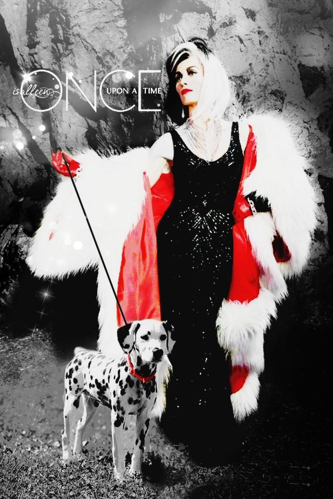 once upon a time cruella