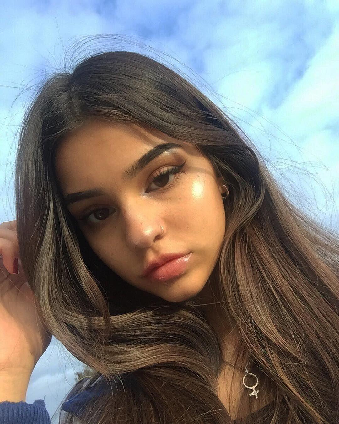 Close up selfies