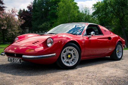 JH Classics , Ferrari Dino replica. (MR2 based)