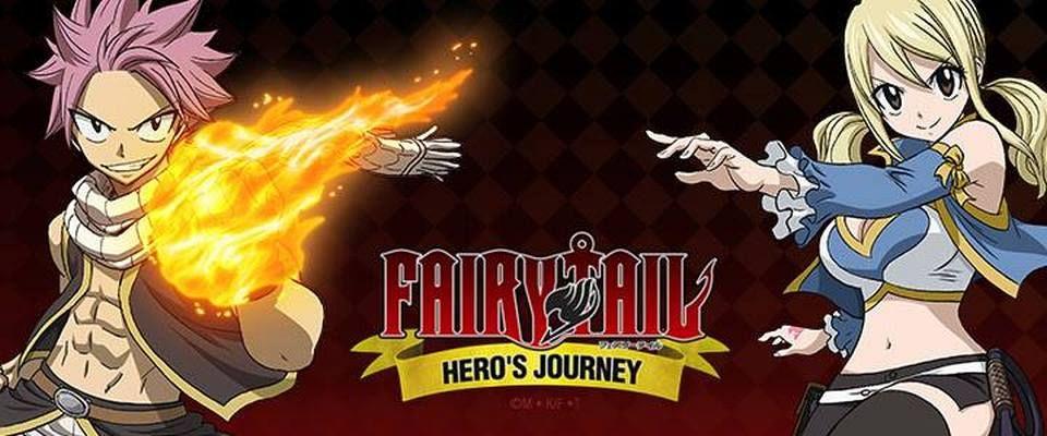 Fairy tail heros journey new wizards revealed