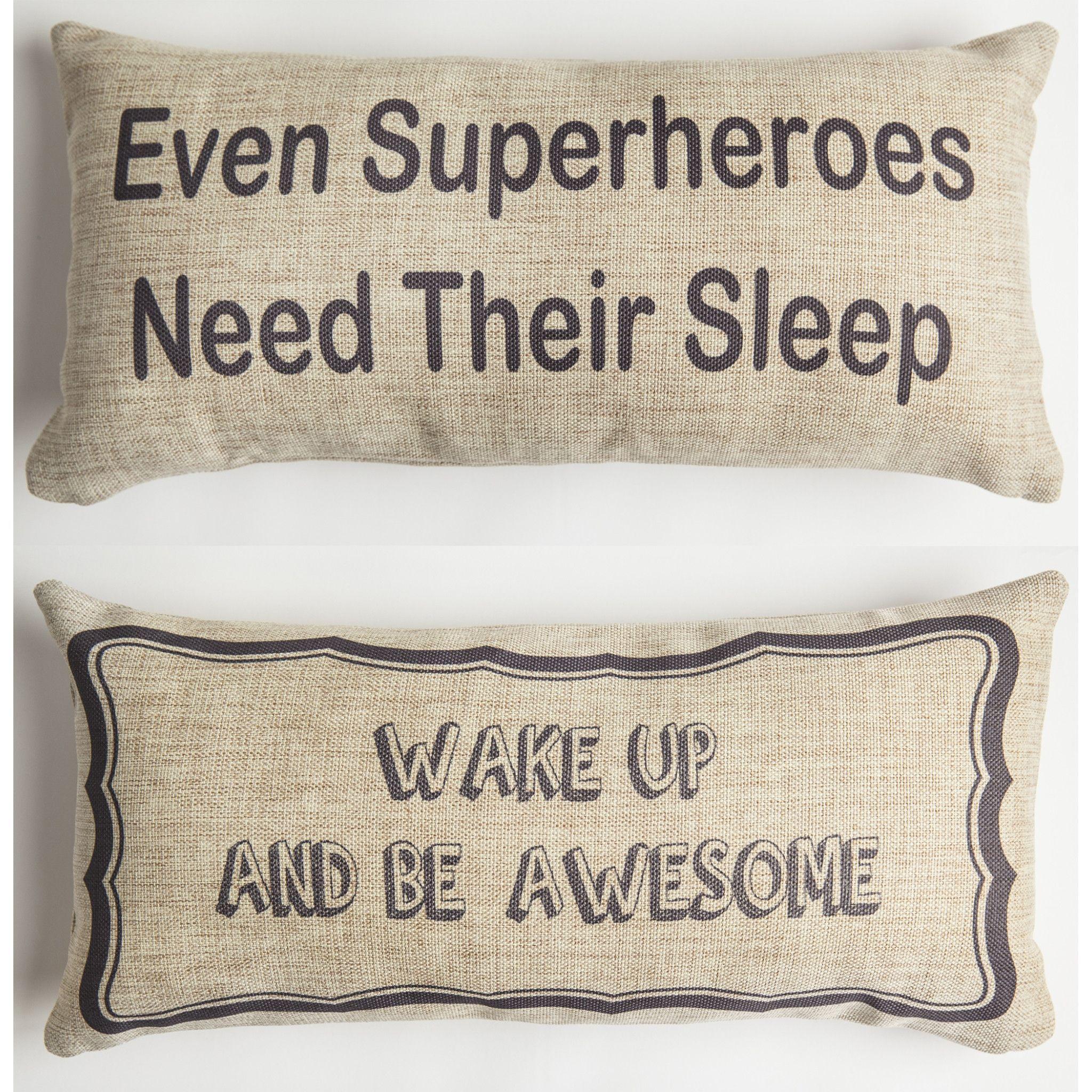 Superhero pillow superheroes pillows and originals